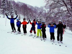 Učenci 5. r v šoli v naravi  na Soriški planini sporočajo…